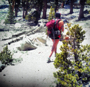 Mt Whitney Trail colonic