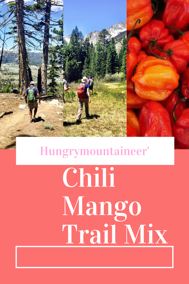 Chili Mango Trail Mix