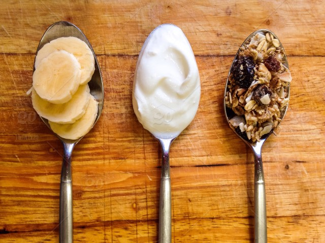 candied ginger granola